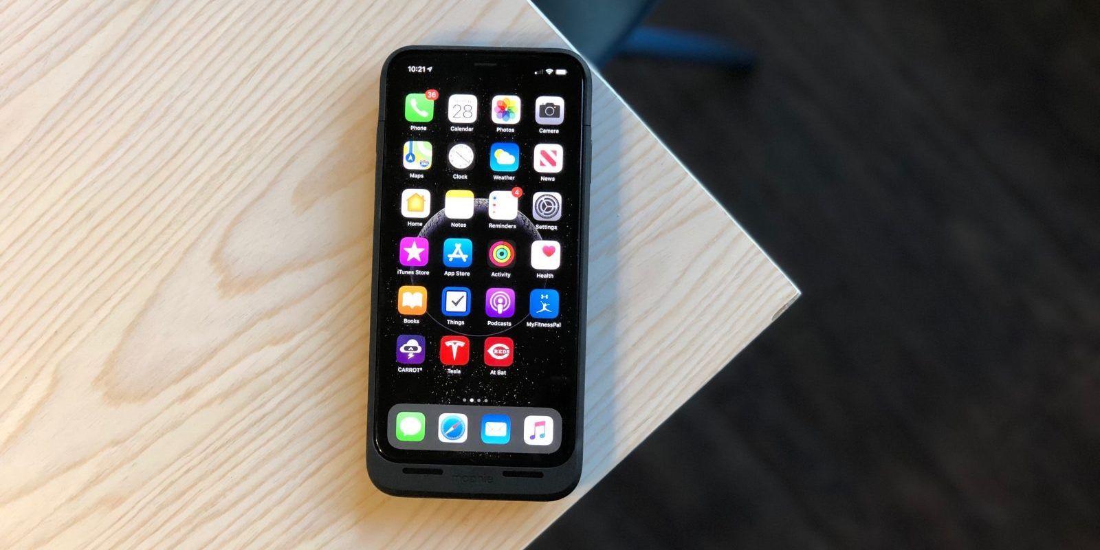 u uw iPhone aansluiten op een projector